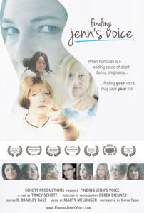 Finding Jenn's Voice Film Poster